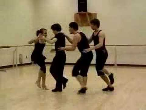 """""""Ease on Down the Road"""" U of Michigan MTs Dance Workshop"""