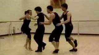 """Ease on Down the Road"" U of Michigan MTs Dance Workshop"