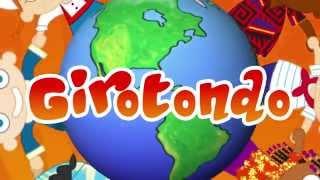 GIRO GIROTONDO - Canzoni per bambini e bimbi piccoli