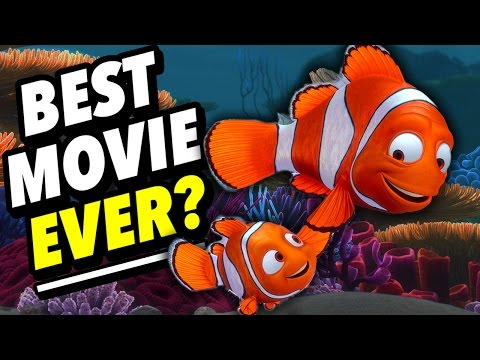 Why Disney's Finding Nemo may be the BEST MOVIE EVER! | Film Legends