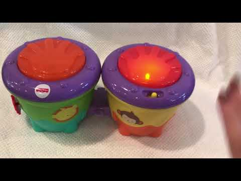 Fisher Price Snugamonkey Bongos
