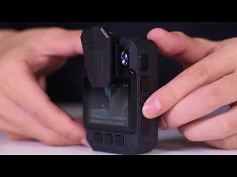 SENKEN Police Law Enforcement Body Camera DSJ-X1 with WIFI & GPS