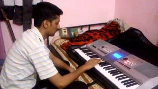 Joshua Manoharan Keyboard PLAY----AIRTEL TONE