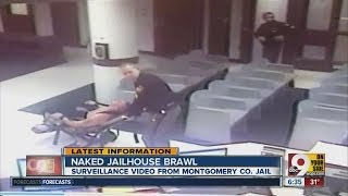 Montgomery Co. Inmate attacks officer