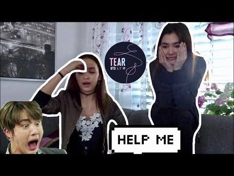 BTS (방탄소년단) LOVE YOURSELF 'TEAR' Album *REACTION*