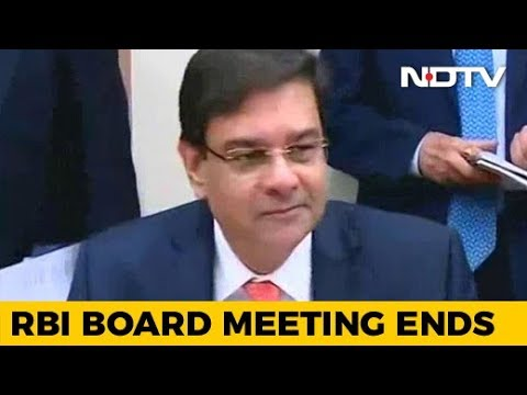 RBI Board Meeting, Amid Rift With Centre, Ends After 9 Hours