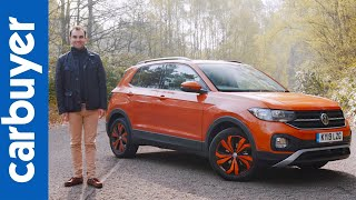 Volkswagen T-Cross SUV 2019 in-depth review - Carbuyer