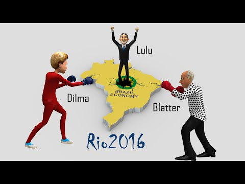 Funny  Brazil's Olympic Corruption