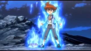 Beyblade Metal Fury   Yuki vs Ryuga