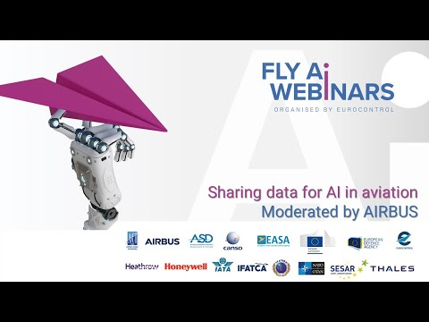 FLY AI #5 -  Sharing data for AI in aviation