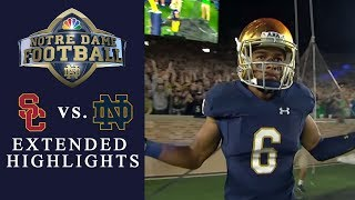 USC vs Notre Dame I EXTENDED HIGHLIGHTS