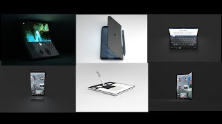 Microsoft Surface Andromeda : 4 in 1 Device 🔥🔥🔥 | Future is here