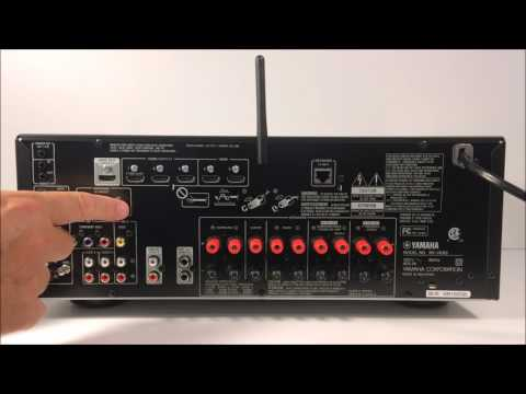 Yamaha RX V683 Review - 4K Home Theater Receiver