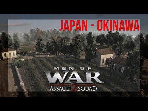 Men of War: Assault Squad 2 - [Japan] - Okinawa