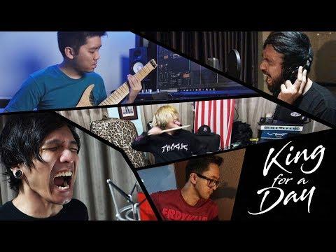 King for a Day - Pierce The Veil (Adri Dwitomo, Angga Tetsuya, Bounty Ramdhan, Chandra Erin, & JM)