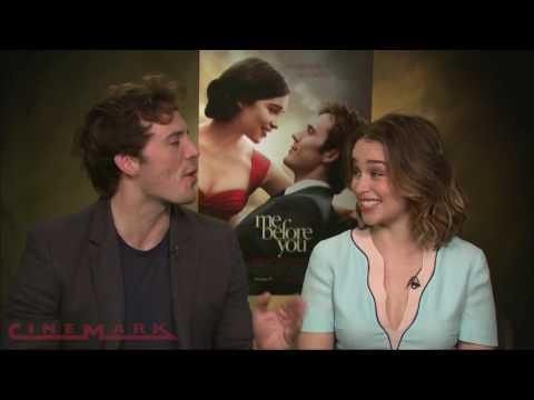 Cinemark  with Sam Claflin and Emilia Clarke