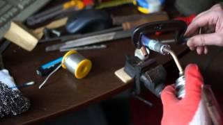Как спаять тройник из 9 мм медной трубки(видео взято с канала Kiruha Pivo https://youtu.be/h5RLvCvA87A., 2015-09-21T20:09:41.000Z)