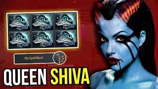 QUEEN of SHIVA - 6x Shiva