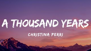 Download Christina Perri - A Thousand Years (Lyrics)
