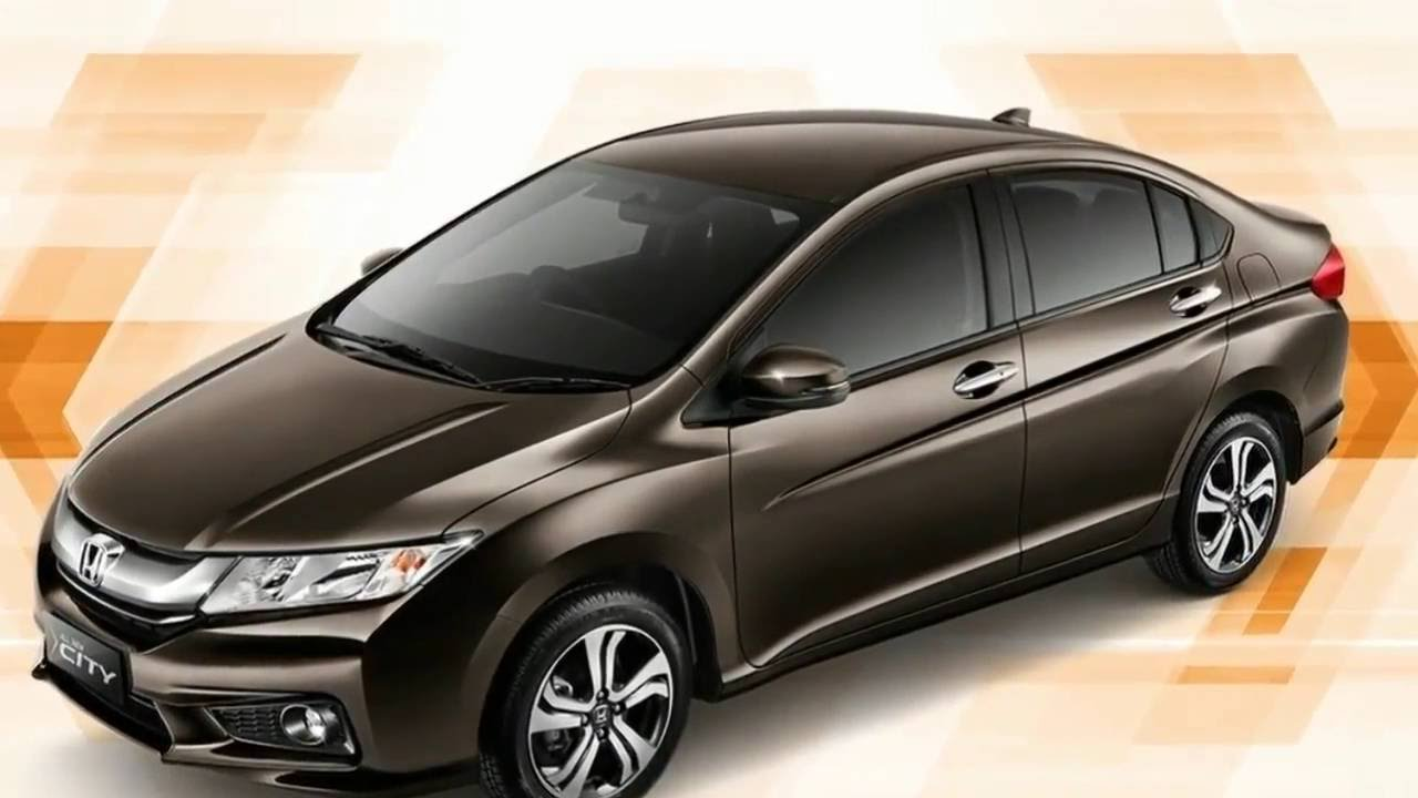Attractive 2017 All New Honda City New Design   YouTube