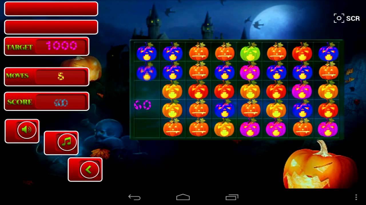 Pumpkin Smash Game