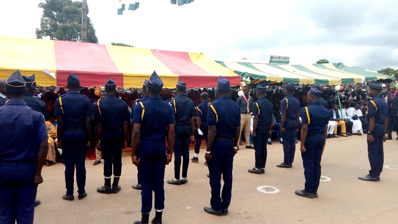 Download Parade Royal ambassadors Indépendance Day in Ivory coast