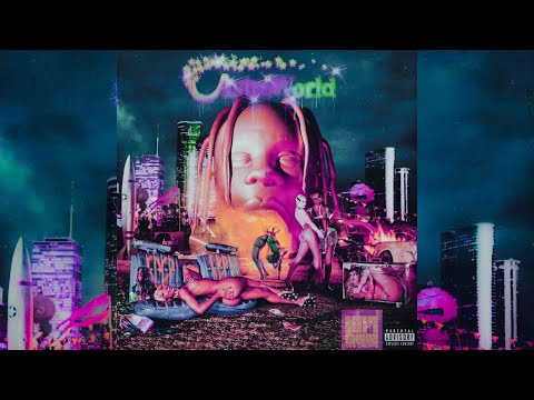 Travis Scott - ASTROTHUNDER (Chopped & Screwed)