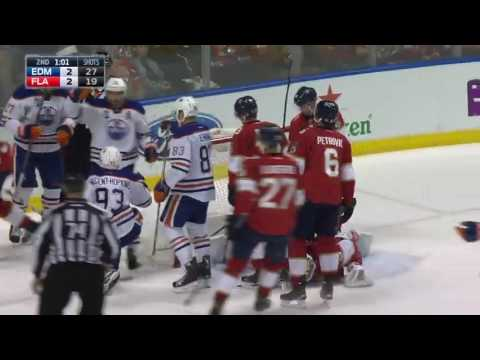 Edmonton Oilers vs Florida Panthers - February 22, 2017   Game Highlights   NHL 2016/17 - YouTube
