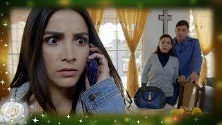 Elvira sospecha que su madre ha sido secuestrada   La virgen de las palomas   La Rosa de Guadalupe