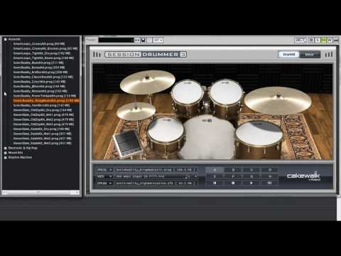 (Part 1) SONAR: Master Class - Drum Production Episode I
