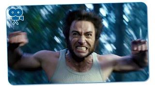 Лагерь Магнето Росомаха атакует. Люди Икс: Последняя битва