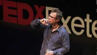 Why a good story makes food more sustainable: Hugh Fearnley-Whittingstall at TEDxExeter