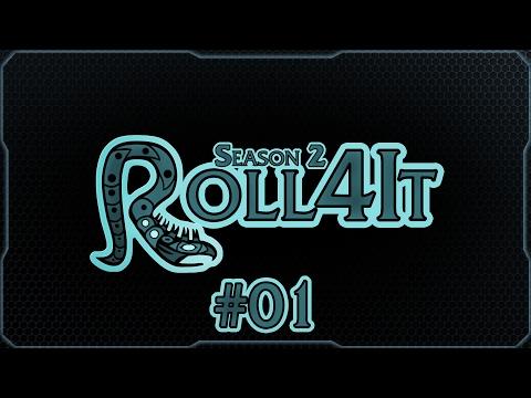 Roll4It Shadowrun S2 #01 Brain Dead