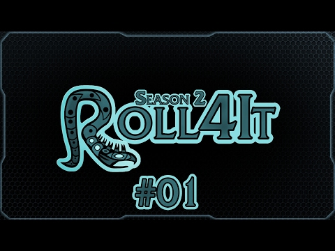 Shadowrun Roll4It S2 #01 BRAIN DEAD - Shadowrun 5e