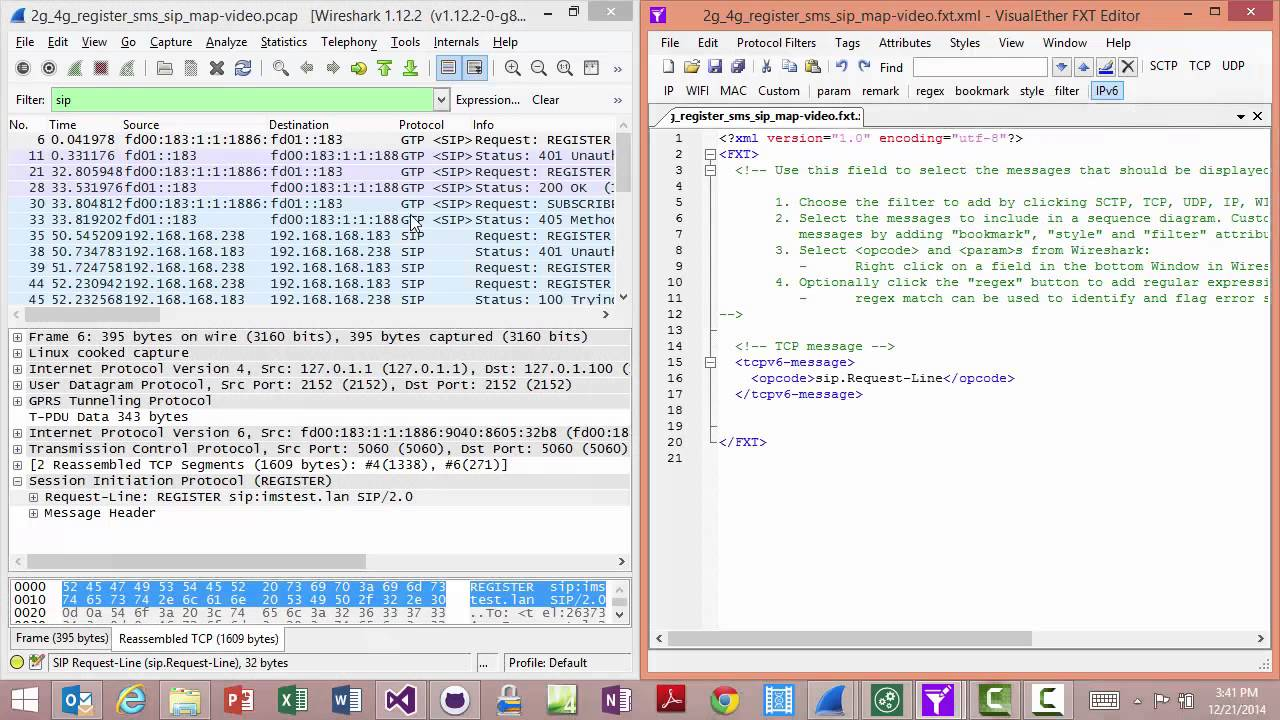 Sequence Diagrams from Wireshark PCAP   Get Started with