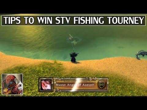 Tips On How To Win The Stranglethorn Vale Fishing Extravaganza Legion