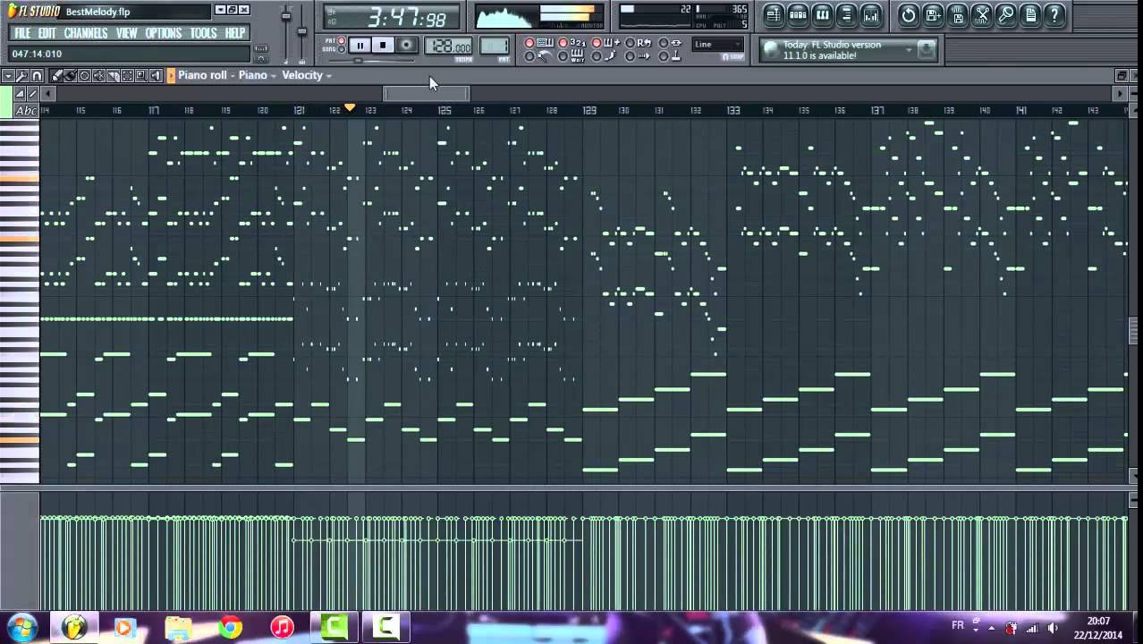 FREE FLP MIDI FL Studio Best Electro Progressive House