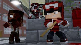 Minecraft - BEBÊS ZUMBIS ‹ INICIO DE UM APOCALIPSE › #01 thumbnail