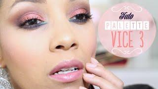 ♡TUTORIEL: Maquillage avec la Palette VICE 3 de chez URBAN DECAY Thumbnail