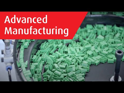 Harwin Manufacturing Capabilities