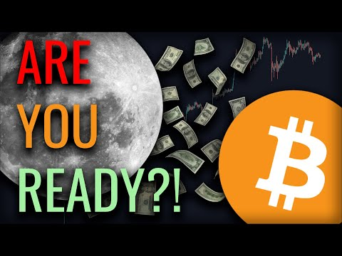 BITCOIN IS FULL OF TENSION RIGHT NOW! – A HUGE BITCOIN BREAKOUT IS COMING SOON!!!