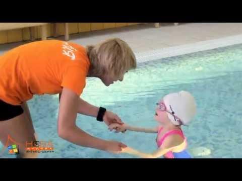 Сайт о плавании: тренировка пловцов