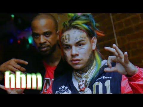 Lil Uzi Vert ft 6IX9INE - NUTS (Official...