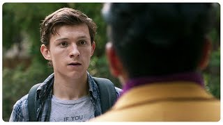 "Spider man Homecoming ""Peter Parker vs Flash Thompson"" Extended Movie Clip + Trailer (2017) thumbnail"