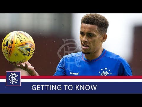 TRAILER   James Tavernier   Getting To Know