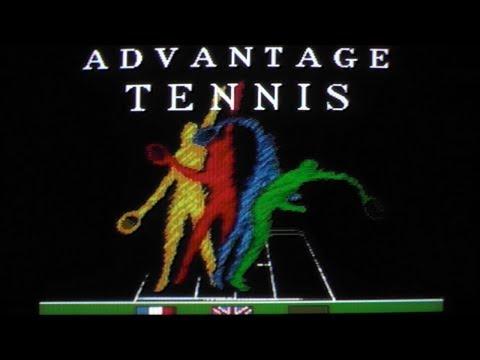 Let's Compare: Advantage Tennis (ST/Amiga)