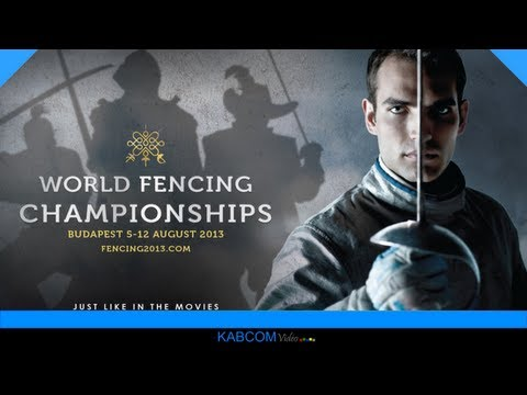 World Fencing Championships, Budapest 2013 - Day 3 : MIF Rounds of 32 - 16 -Quarter-finals