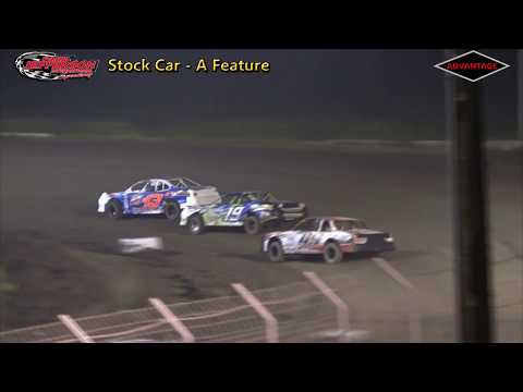 Stock Car Feature - Park Jefferson Speedway - 7/14/18