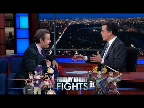 Friday Night Fights With Paul F. Tompkins