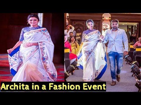 Archita Sahu in Bangalore Fashion Week for Brand Launch   Ollywood Hub